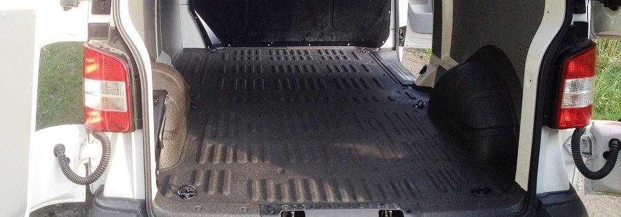 Regeneracja skrzyń ładunkowych, guma natryskowa
