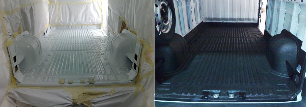 natryskowa powłoka poliuretanowa na samochód cena