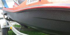 skuter wodny dla WOPRu z powłoką natryskową ochraniającą dno