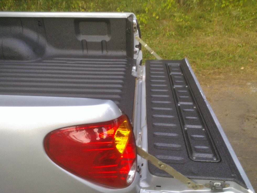 tuning pickup osłona paki natryskowa powłoka zamiast kuwety