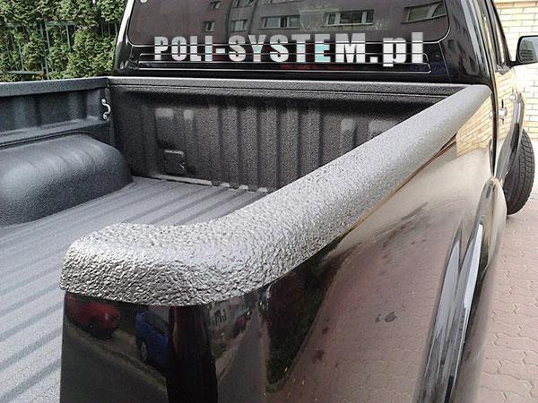Zabudowy paki pickup Warszawa powłoka ochronna